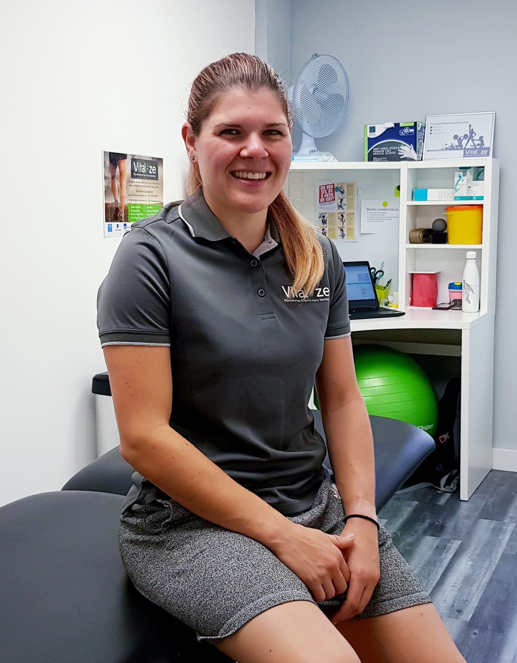 Vicky Moore Vitalize Physio