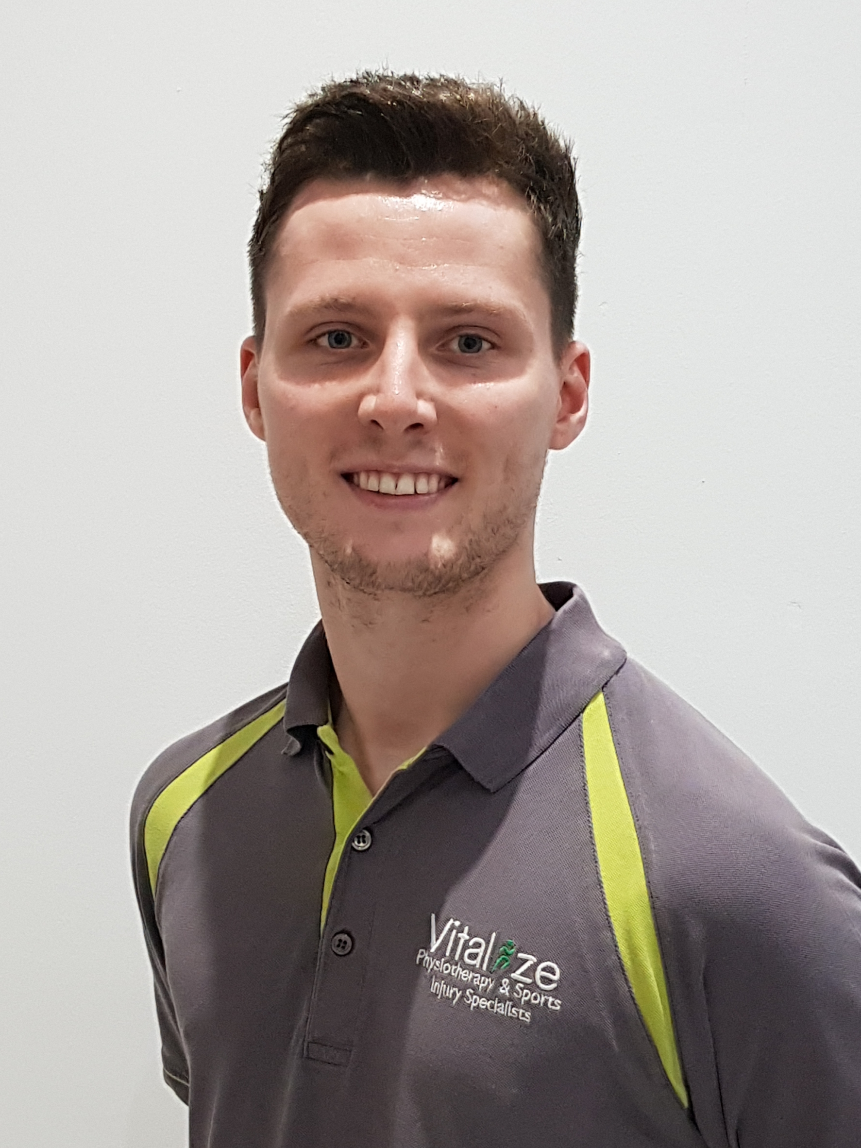 Ryan Lambert Physiotherapist and Sports Rehabilitator